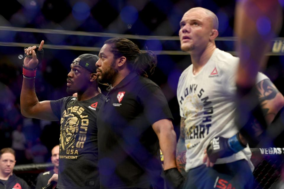 Anthony Smith Reluctantly Accepted Alexander Gustafsson Fight Days After Loss To Jon Jones