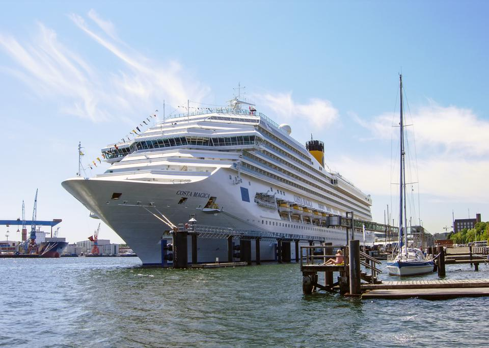How To Take A Cruise For Nearly Free