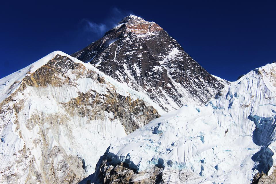 Dead Climbers Reemerge As Mount Everest's Ice Is Melting Due To Climate Change