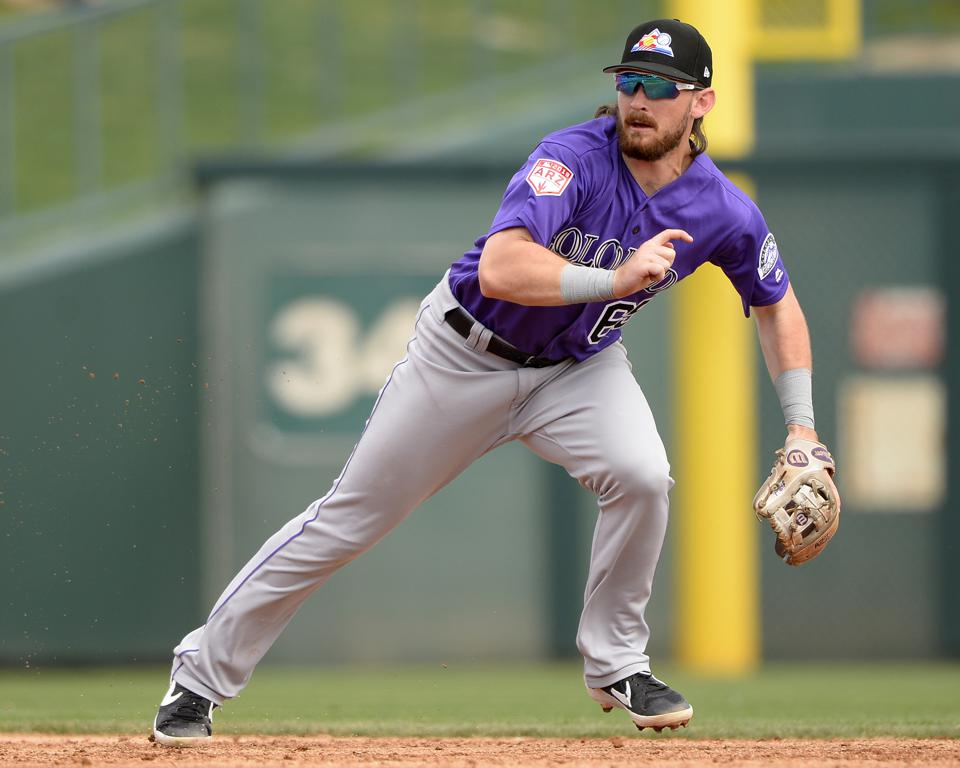 Rockies Top Prospect Brendan Rodgers Did Very Well In His Second Big League Camp