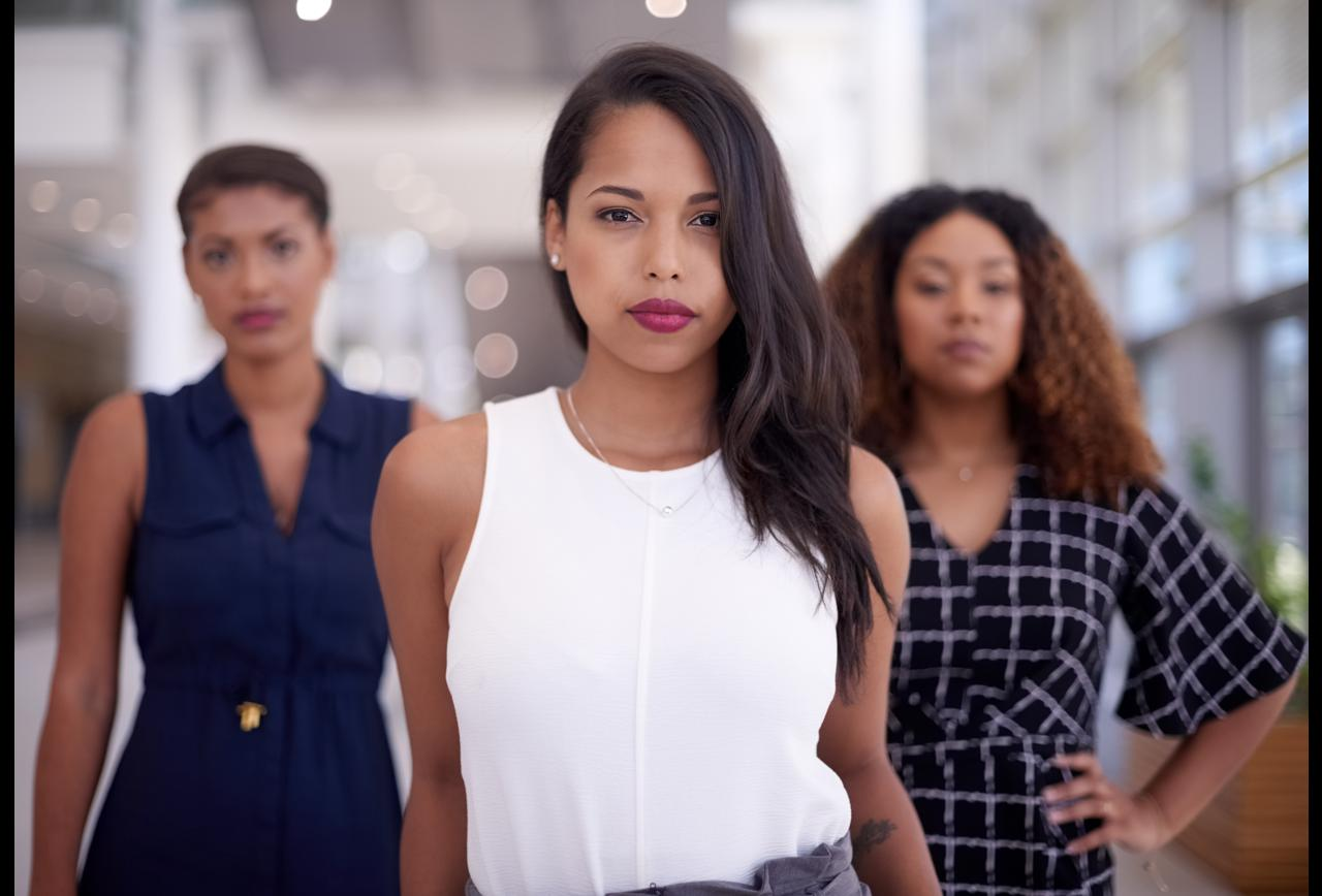 Why Leaning In Doesn't Apply To Women Of Color