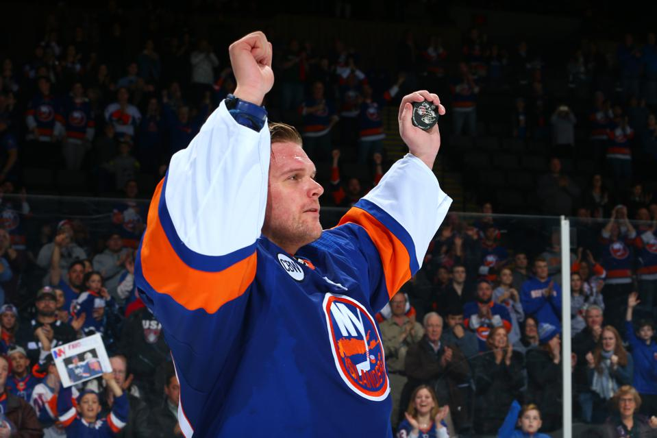 Nassau Coliseum, The Arena That Can't Be Buried, Is Back And Hosting Islanders Playoff Games Again
