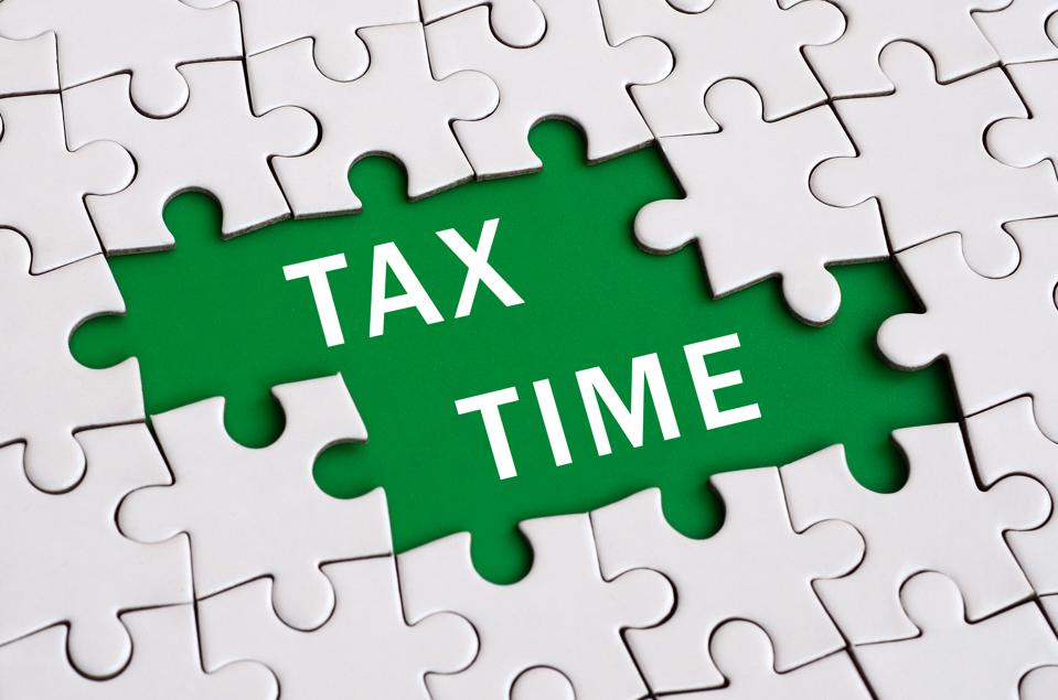Don't Wait Until April 15 To Do Your Taxes This Year