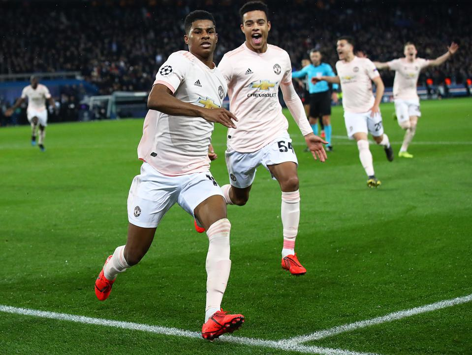 Upsets And Comebacks Rule The UEFA Champions League's Round Of 16