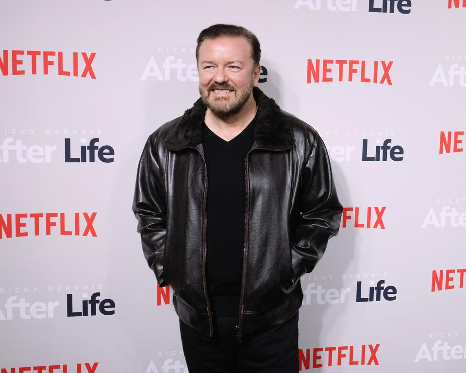 'After Life': New Series By Ricky Gervais