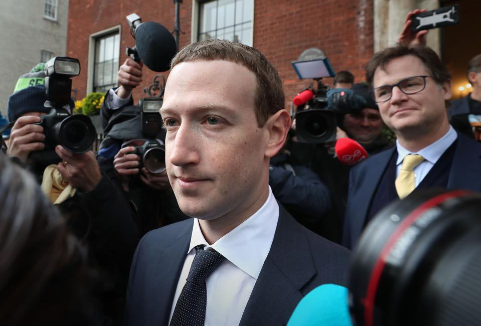 U.S. Authorities Target Zuckerberg As Facebook 'Buries' Huge Instagram Password Breach