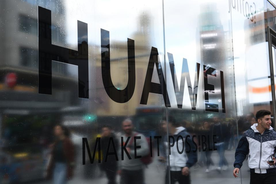 Huawei: U.S. And Europe Divided As Germany Officially Rejects Washington's Demands