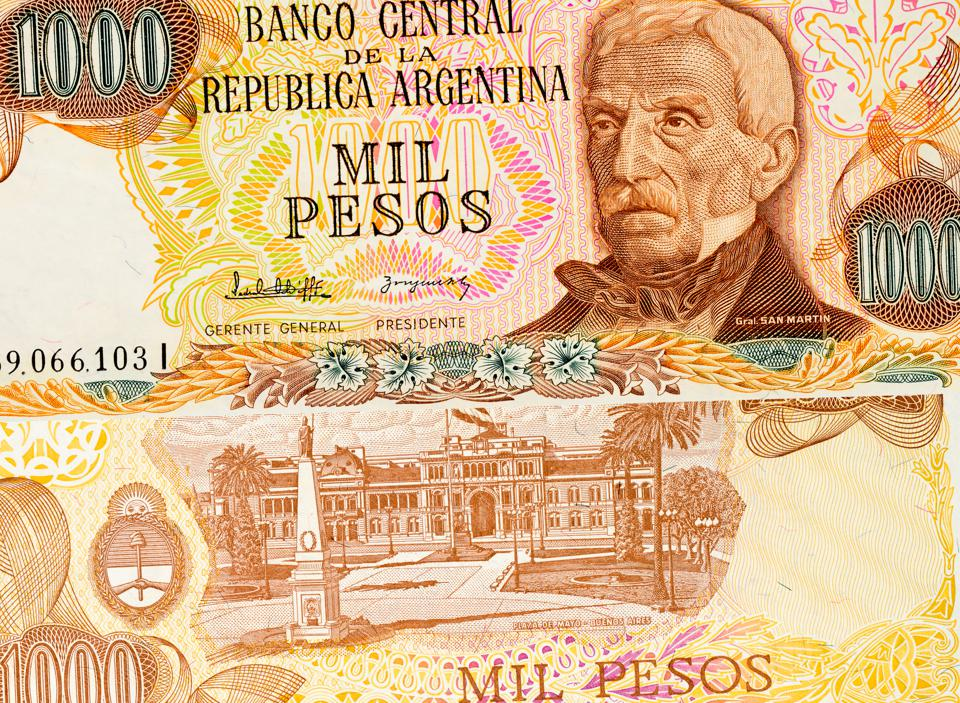 Argentina's Peso, Nothing But Trouble