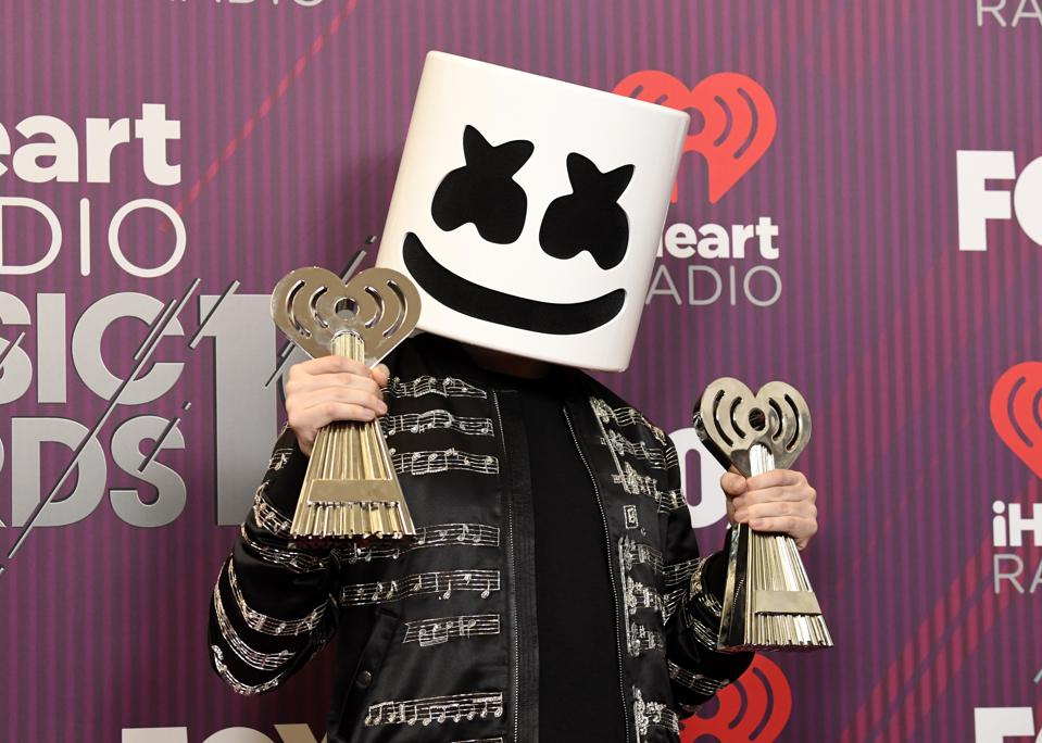 Marshmello And Bastille's 'Happier' Is Now The Third-Longest-Running Dance No. 1 Ever