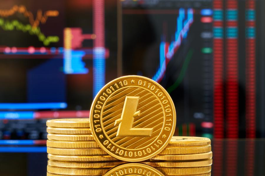 Litecoin Climbs 16% To Reach Highest Since Mid-May