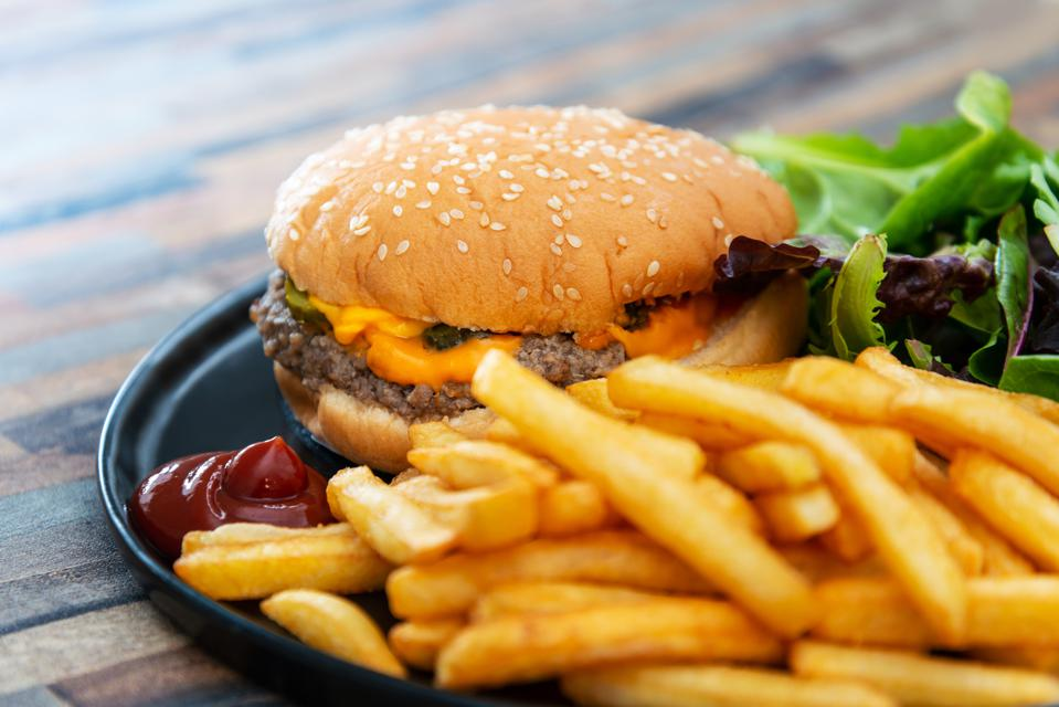 Salty And Saltier: Fast Food Chains Keep Adding More Salt To Your Food