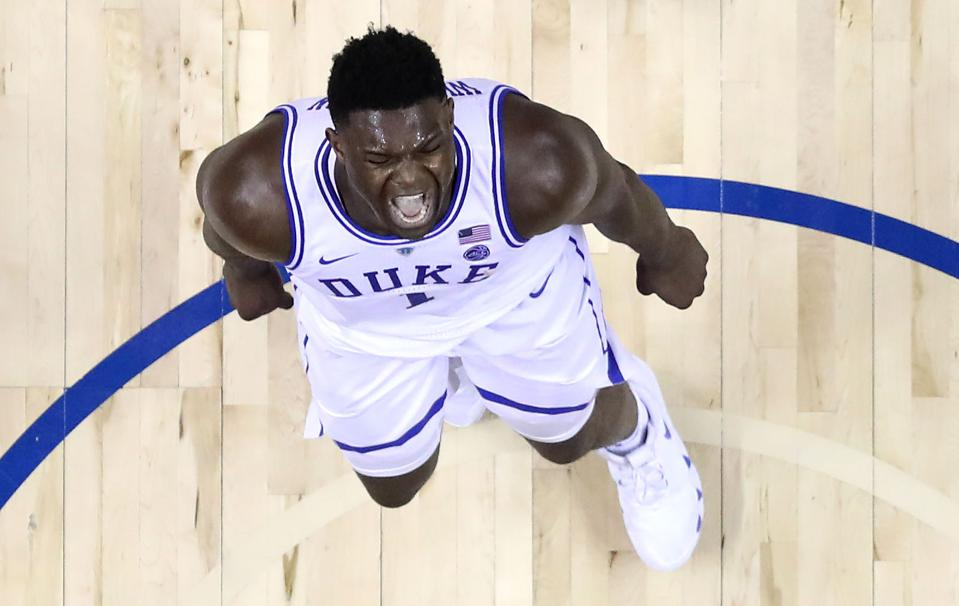 Coach K Said What? Yeah, Zion Williamson Needs To Get Away From Duke Now