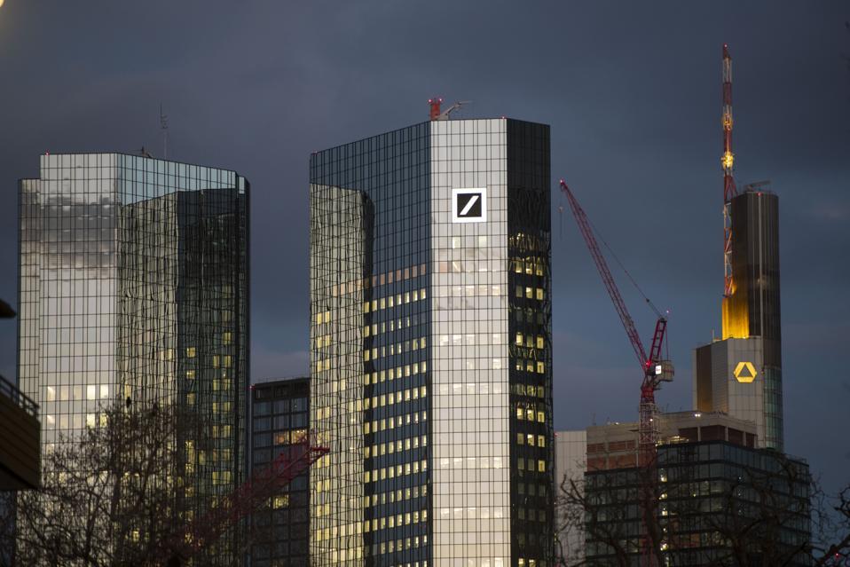 Merging Deutsche Bank And Commerzbank Won't Solve Their Problems