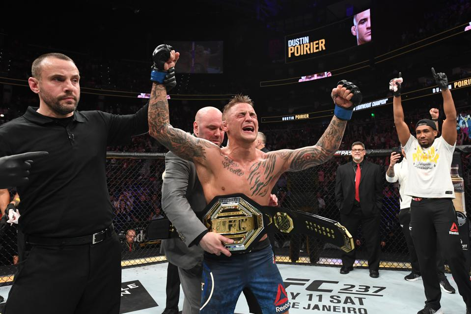 UFC 236 'Thrill And The Agony' Video: Dustin Poirier Delivers On Promise To His Daughter