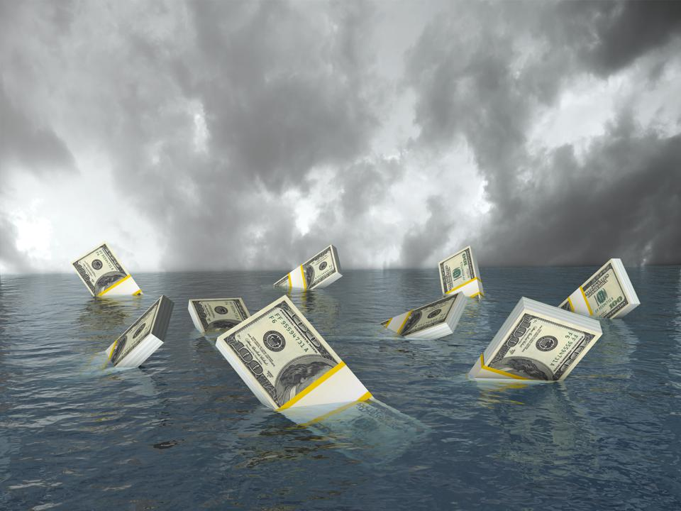 Federal Agencies Admit To $1.2 Trillion In Improper Payments Since 2004