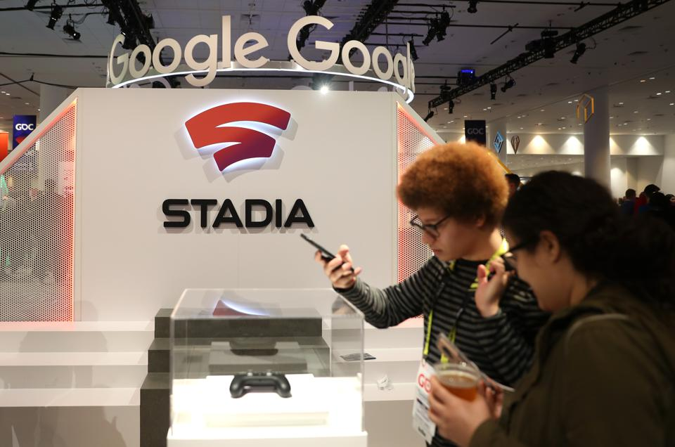 What Is Google Stadia? Google Moves Into Cloud Gaming