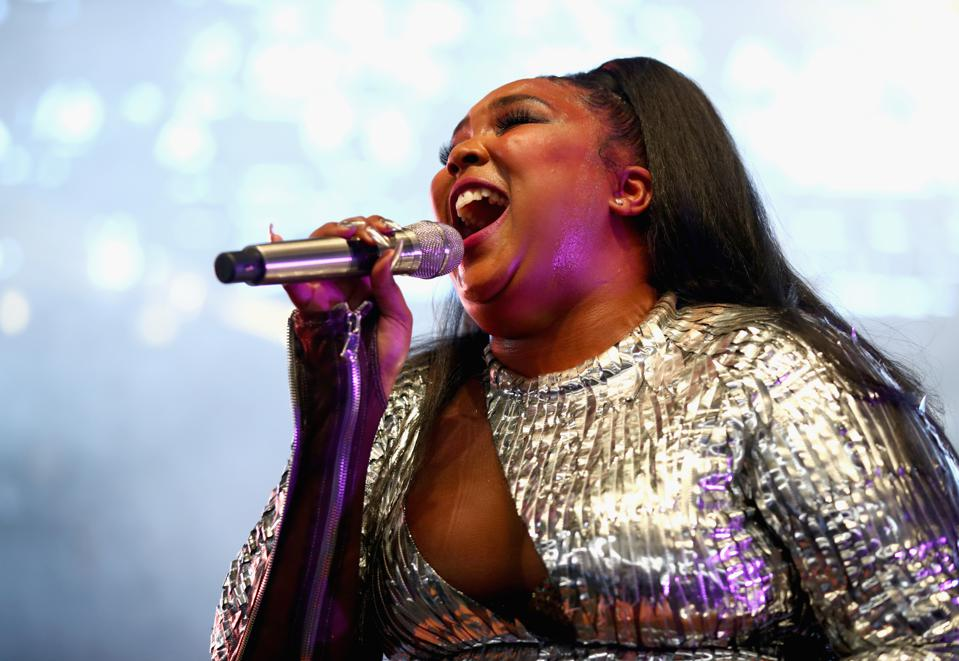 Lizzo's 'Cuz I Love You' Album Paints A Fully Realized Portrait Of A 'Bop Star' On The Rise