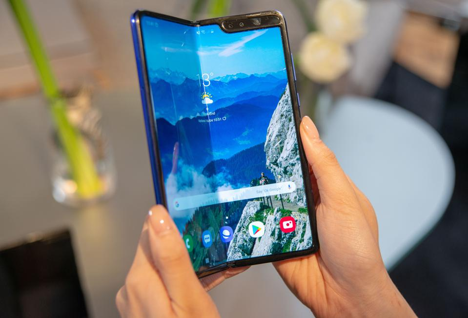Innovative Galaxy Fold Failure Can Help Samsung Triumph