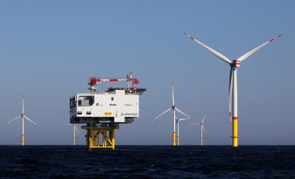 What A Baltic Wind Farm Says About EU Energy Cooperation