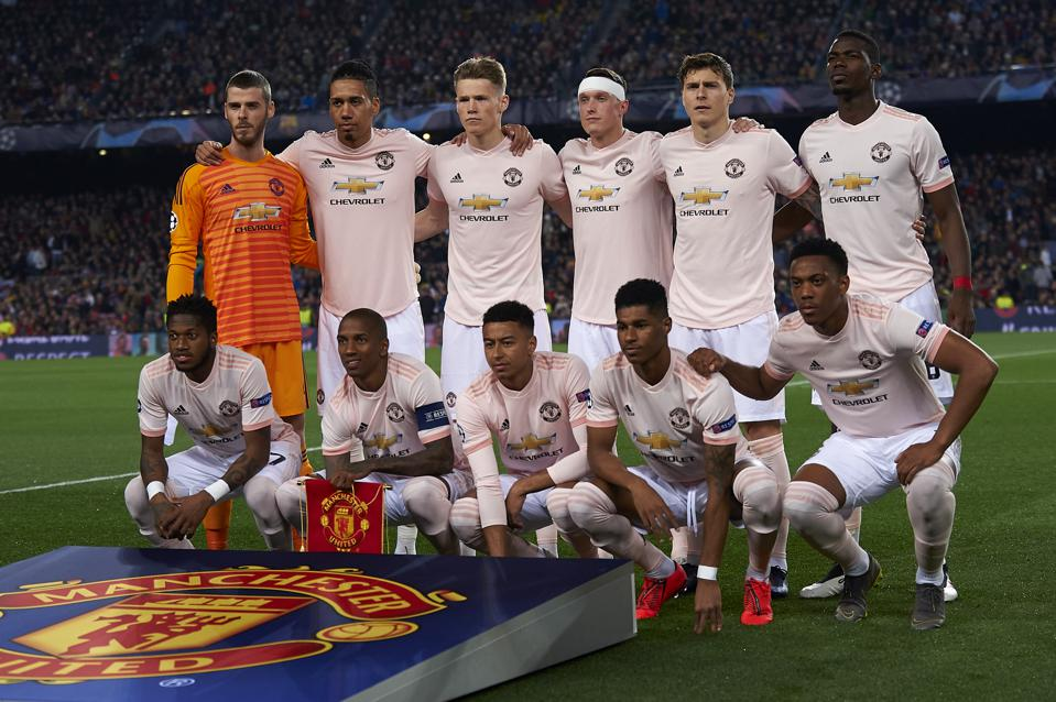 Manchester United Need A Major Overhaul After Barcelona Defeat