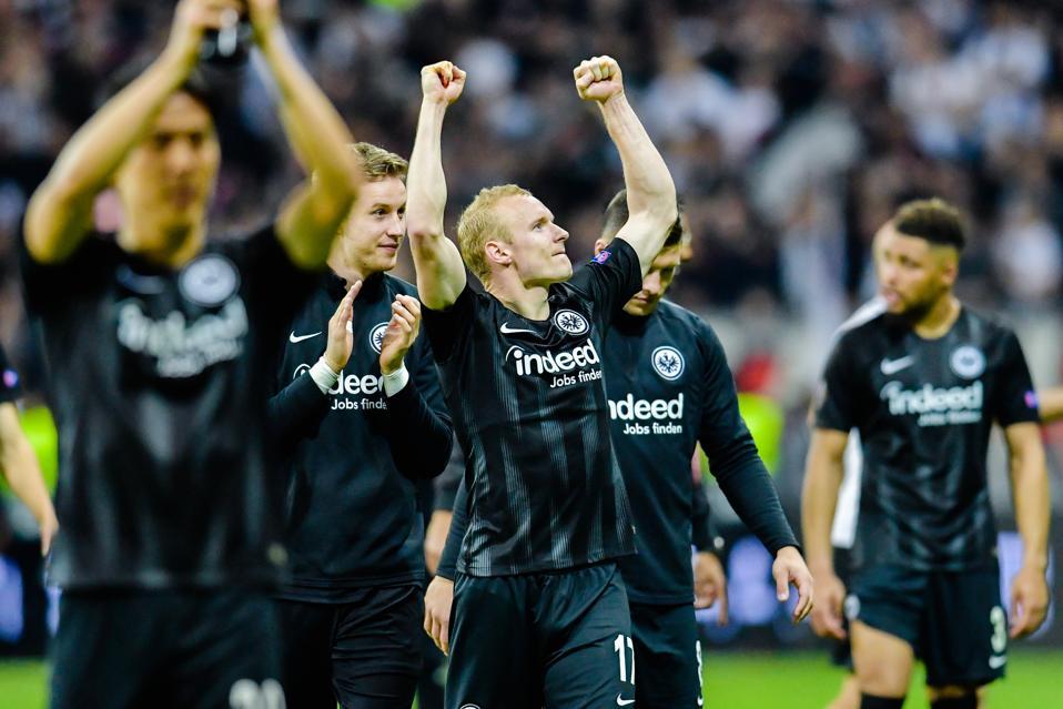Despite Small Budget, Eintracht Frankfurt Continue Europa League Success