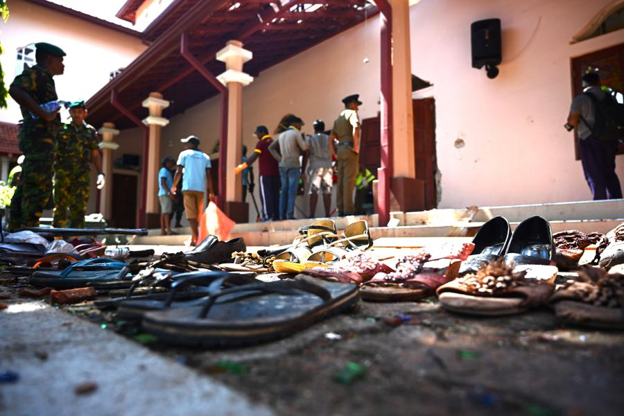 Another Easter Bloodshed, This Time In Sri Lanka