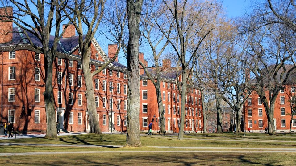 Harvard Is An Embarrassment To American Higher Education