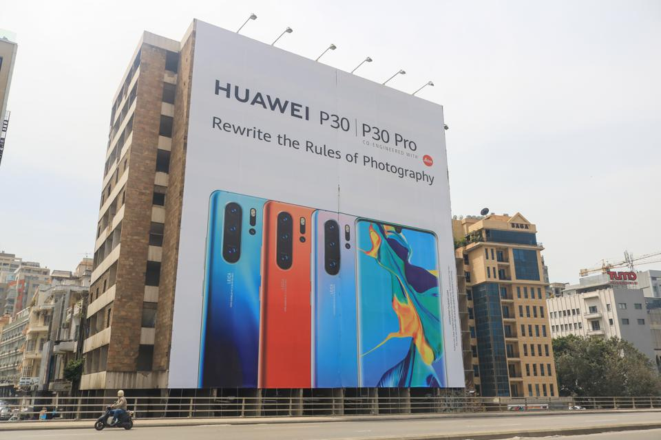 Huawei Price Shock: Value Of Flagship $1150 P30 Pro Comes Crashing Down To $130