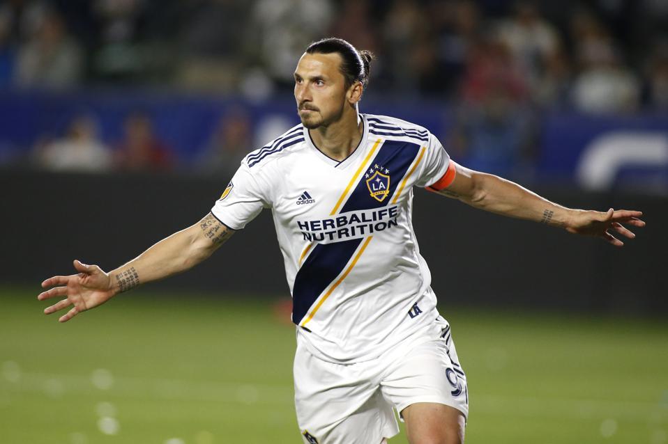 Soccer's Growth In U.S. Has International Legends Buzzing