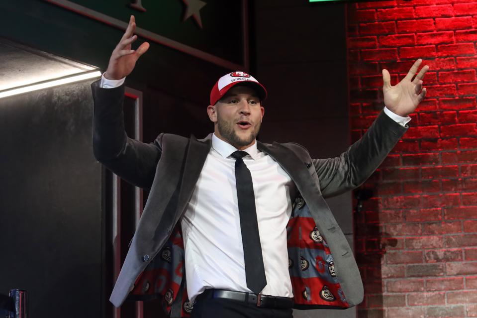 49ers Dealing With Injuries To Nick Bosa, Matt Breida