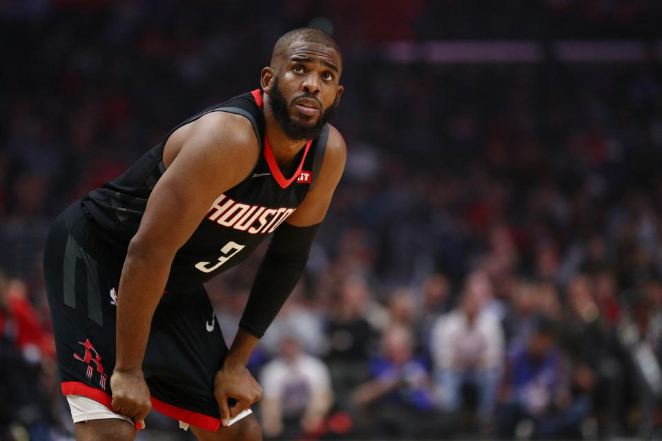 The Lakers Are Destined To Make A Chris Paul Mistake
