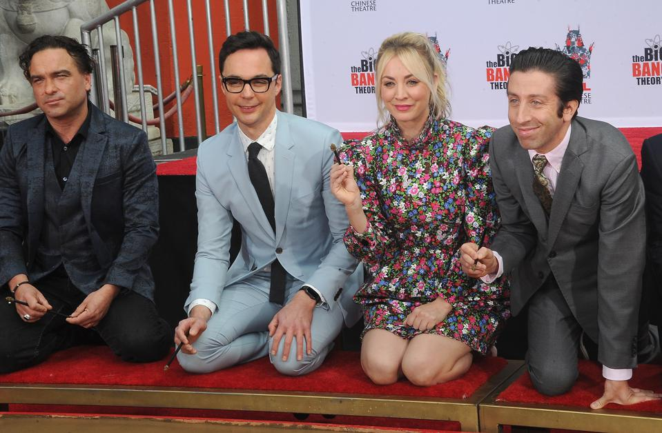CBS's Patience With 'The Big Bang Theory' Paid Off