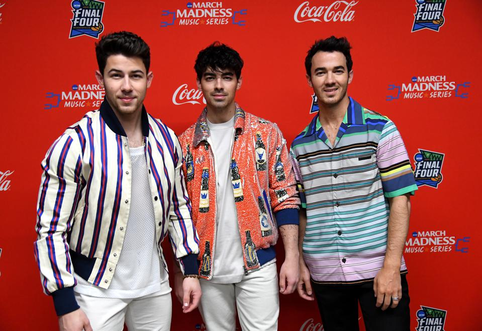 The Jonas Brothers Have Finally Announced A New Album After A Decade Away