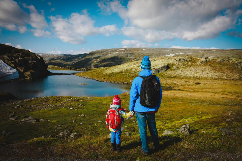 Friluftsliv: The Key To Living A Happy Life In Norway