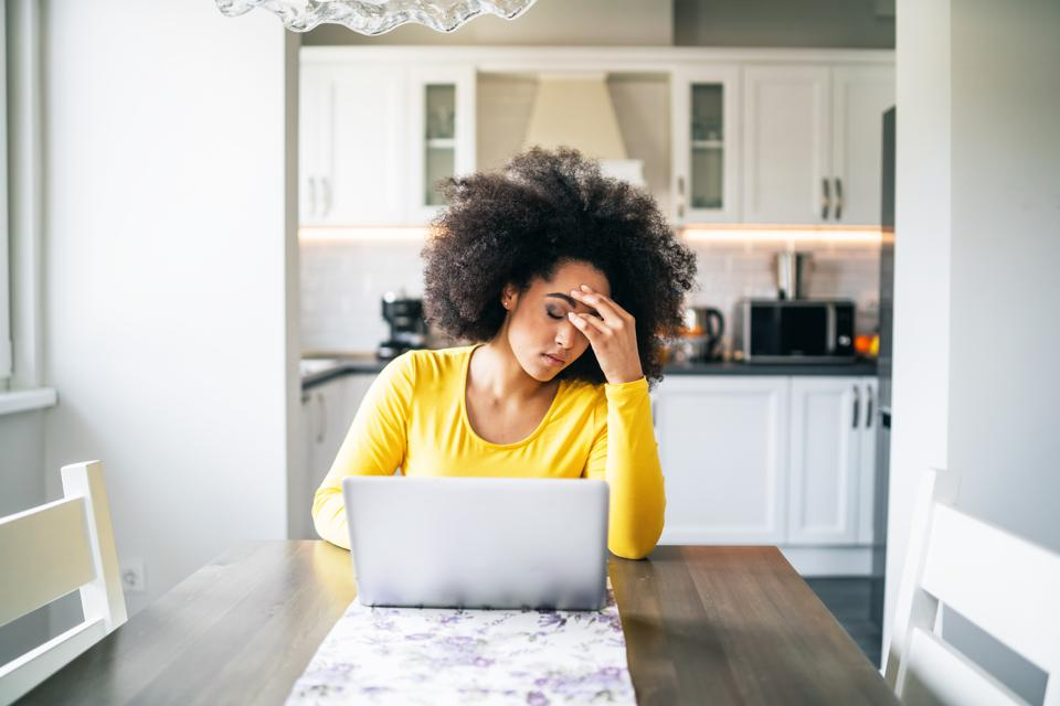 Are Home Offices Fueling A Mental Health Crisis?