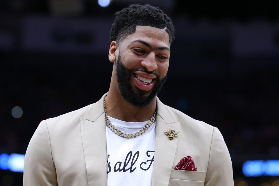 A Lakers Trade For Anthony Davis Got A Lot More Difficult