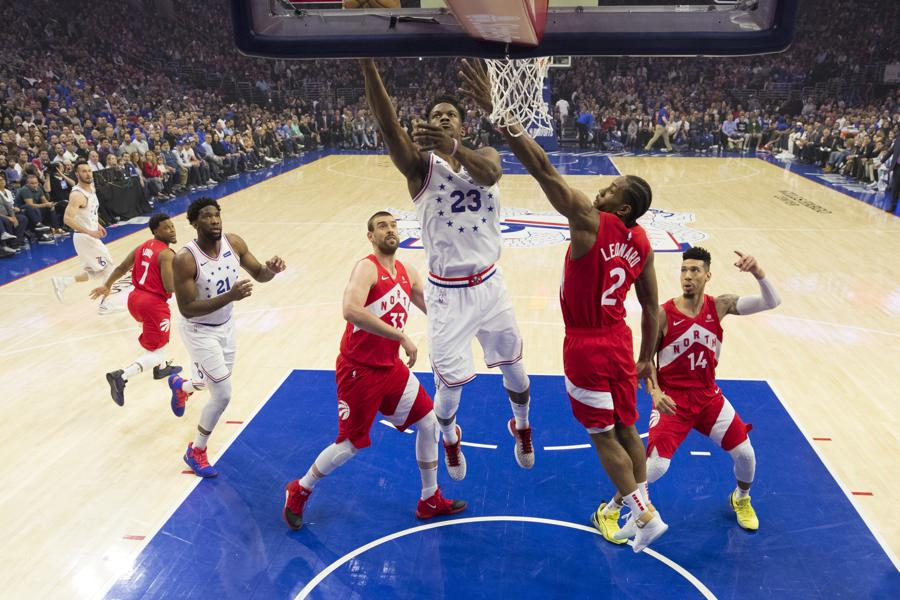 6a6d51b5767 ... 2019 Sixers  Jimmy Butler Turns Heads In Free Agent Audition