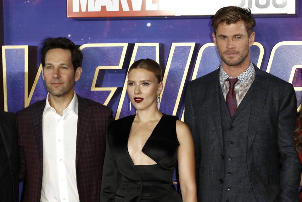 'Avengers: Endgame' At Top Of French Box Office But Broke No Records There