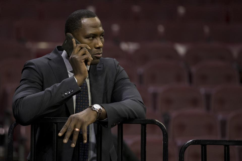 Philadelphia 76ers GM Elton Brand Knows The Difficult Road Kevin Durant Must Negotiate