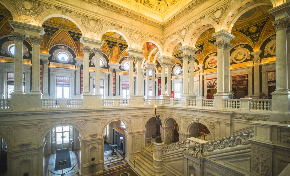 Who Decides What Will Go Into The Library Of Congress?