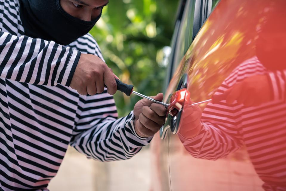 These Are The States That Suffer The Most Car Thefts