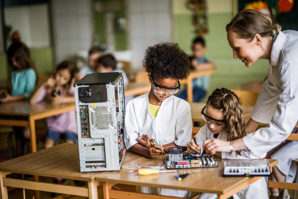 "Technology In The Classroom: The Question Is Not ""If"" But ""How"""