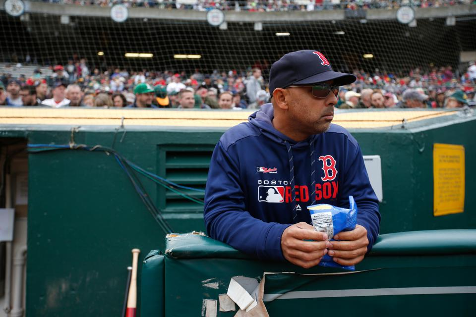 Red Sox' Alex Cora Has Lost His Midas Touch