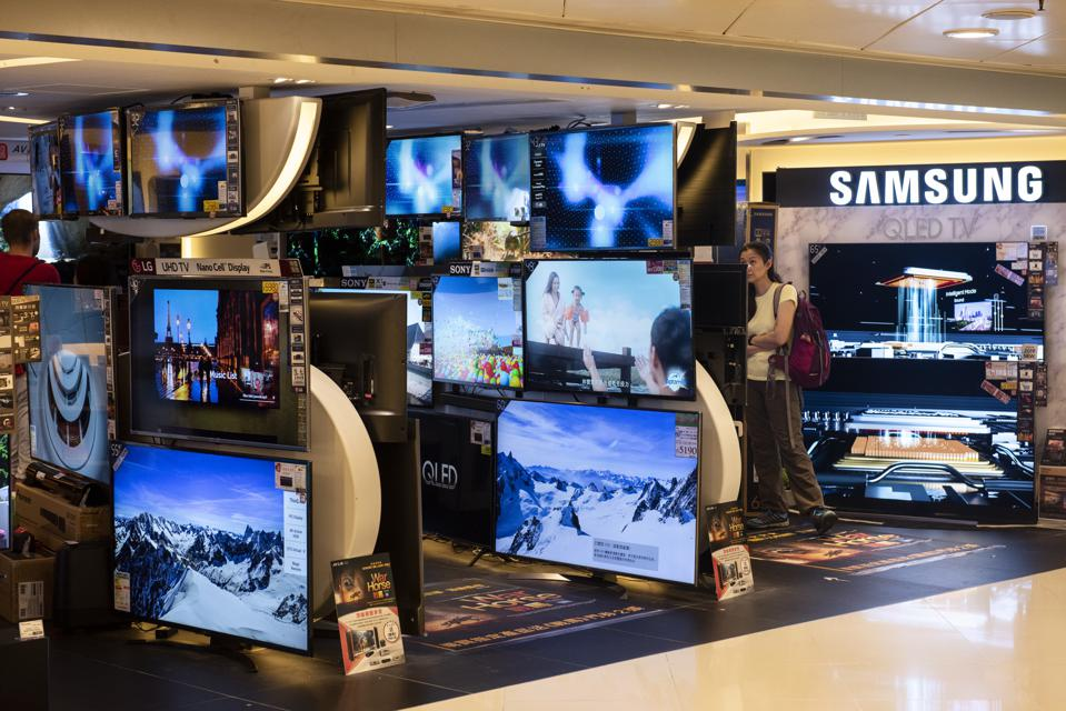 Samsung Issues (Then Deletes) Warning To Check Smart TVs For Malicious Software