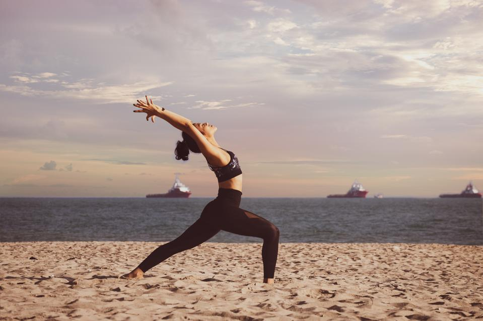 This Is The Best Yoga Pose For You, Based On Your Zodiac Sign