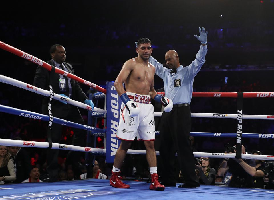 Amir Khan Lost More Than A Fight On Saturday Night Against Terence Crawford