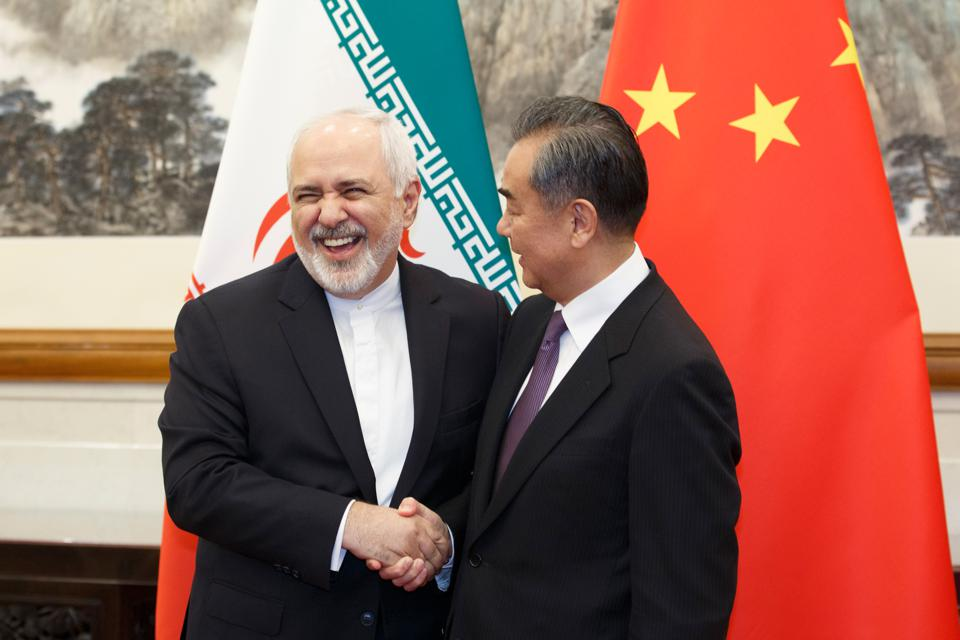 Cyber Warfare Threat Rises As Iran And China Agree 'United Front' Against U.S.