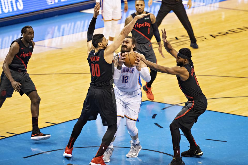 Role Players Are The Key To Thunder vs Trail Blazers Series