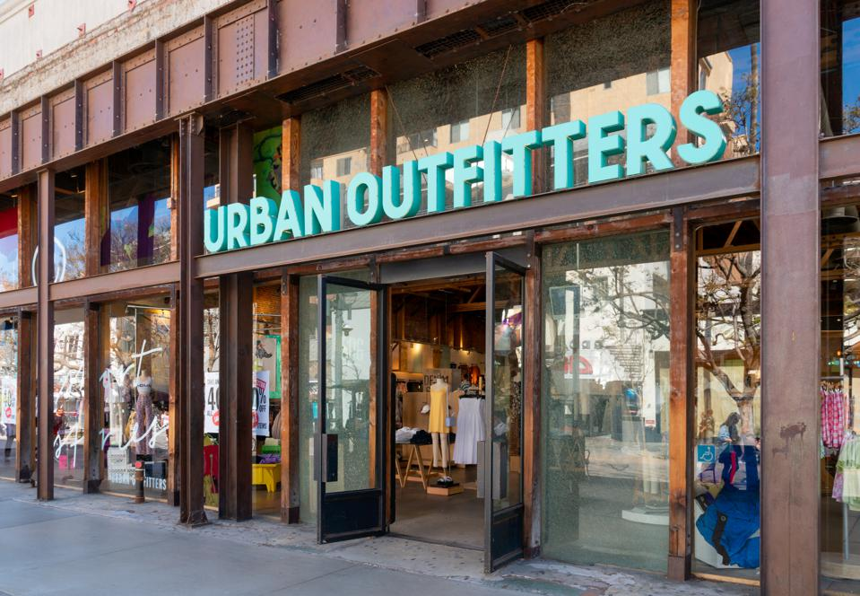 Urban Outfitters Announces New Clothing Rental Service Alongside Record First-Quarter Sales