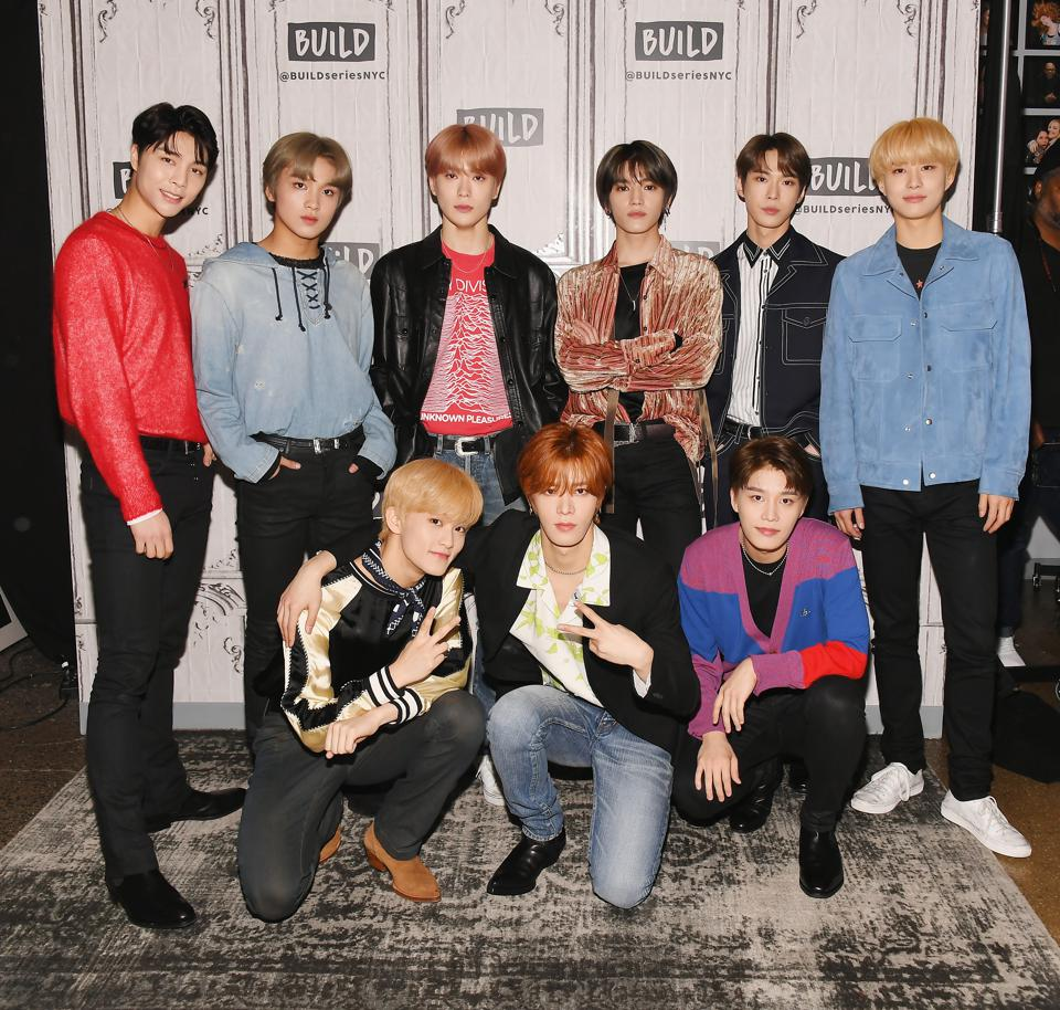 NCT 127 Preview Neo City World Tour And New Single 'Superhuman': 'We Want To Show The Deeper Side'